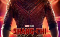 The theatrical poster for Marvels Shang-Chi and the Legend of the Ten Rings